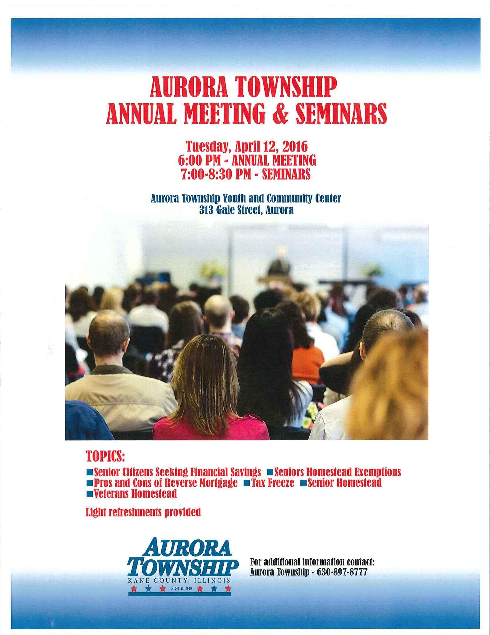 Aurora Township Property Search
